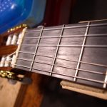 The wound strings are not as bad?