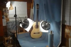 Guitar picture setup